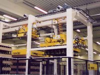 Magnetic Gantry Robot
